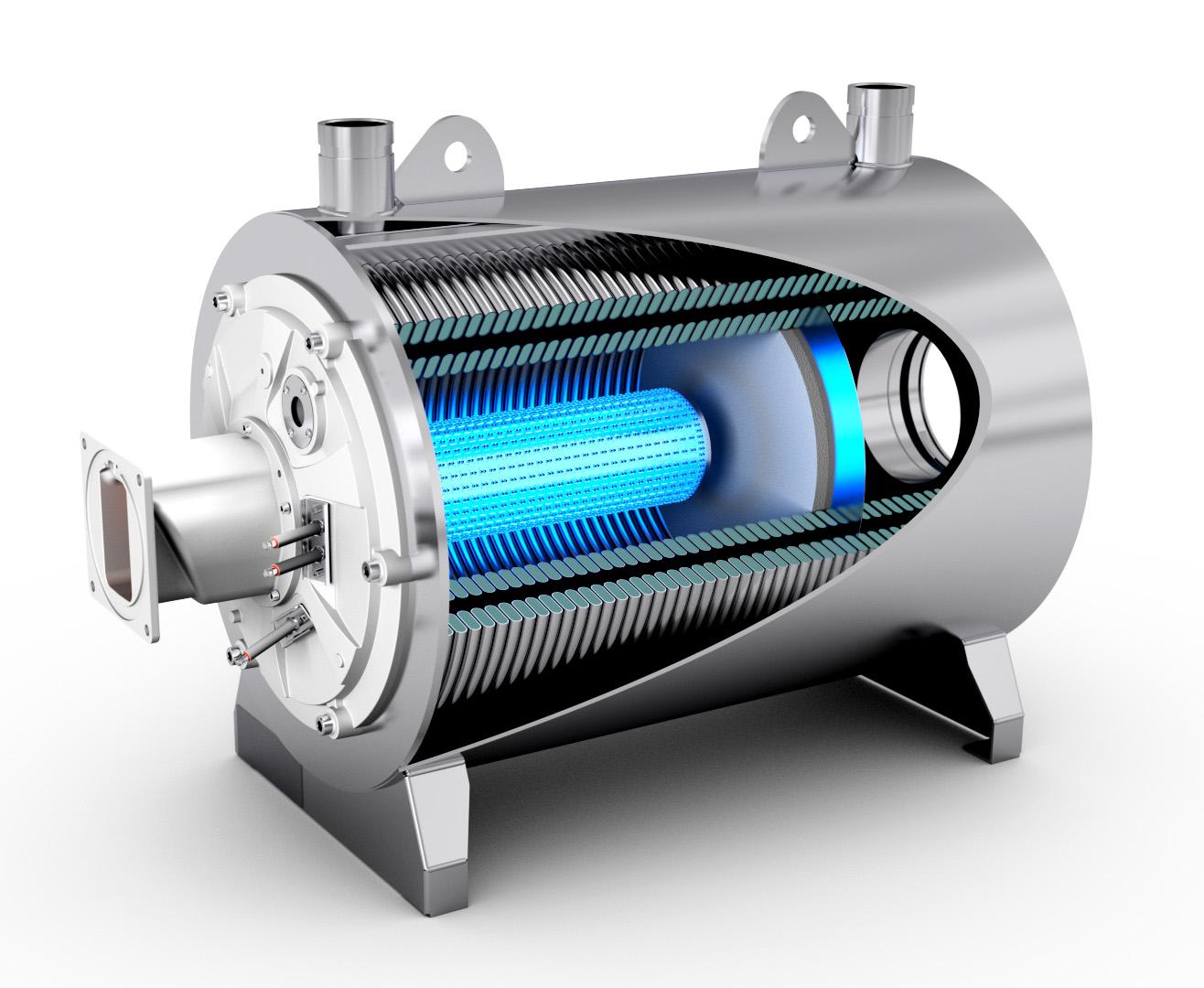 Enlightone: Ultra High Efficiency Hot Water