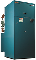 EVCA - Ultra High Efficiency Hot Water Condensing Boilers - Modulating, Indoor