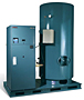 Evolution - High Efficiency Hot Water Boilers - On/Off and Modulating, Indoor, Storage Tanks/Skid